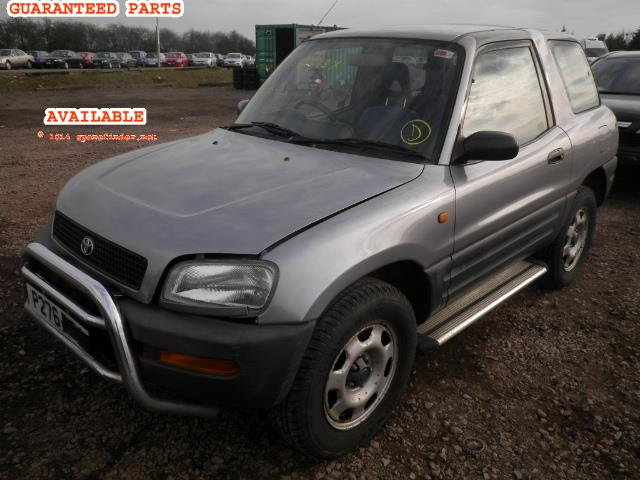 1996 TOYOTA RAV4 T RAV-4 GS    Parts