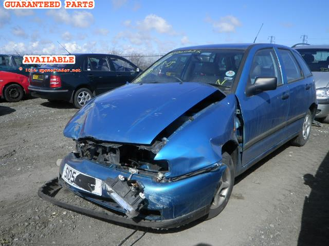 SEAT IBIZA breakers, IBIZA ESTI Parts