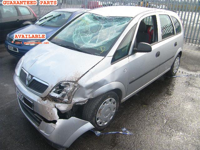 VAUXHALL MERIVA breakers, MERIVA LIFE Parts