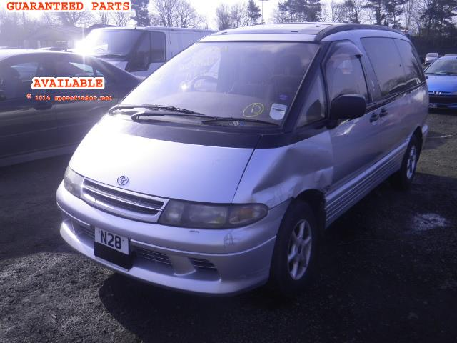 TOYOTA ESTIMA breakers, ESTIMA  Parts