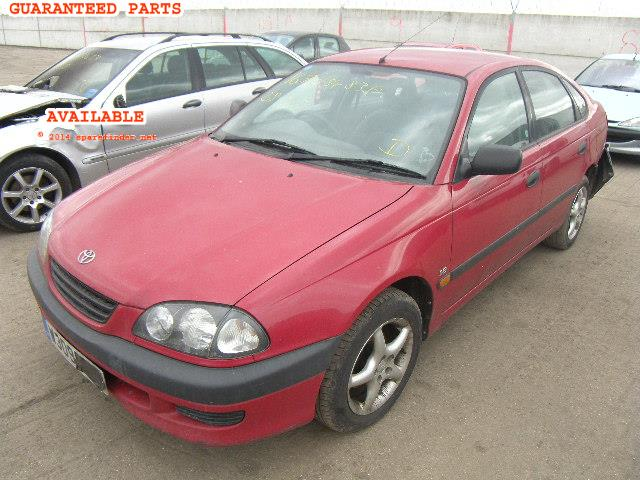 2000 TOYOTA AVENSIS SE    Parts