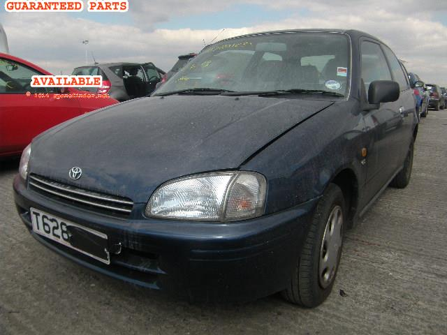 1999 TOYOTA STARLET GL    Parts