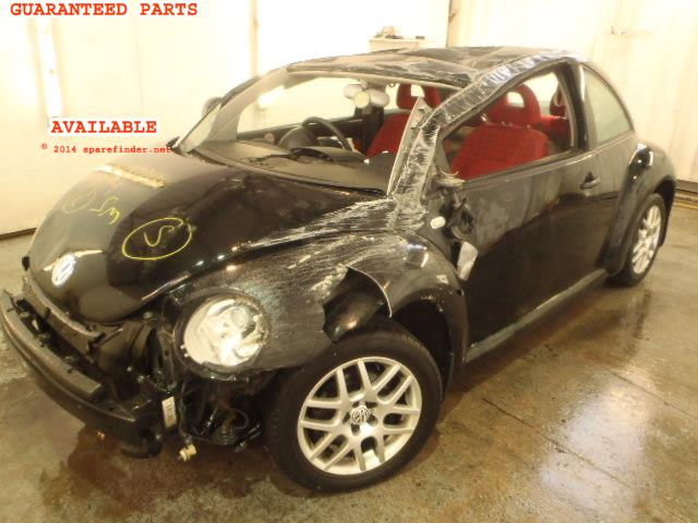 2001 VOLKSWAGEN BEETLE     Parts