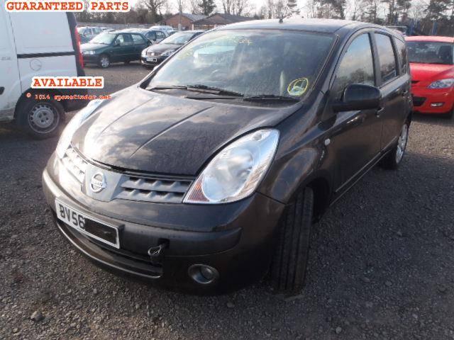 2006 NISSAN NOTE SVE    Parts