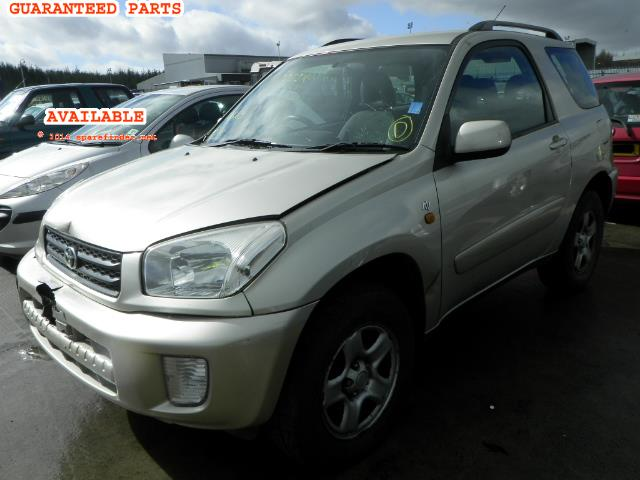 2002 TOYOTA RAV4 NV VV    Parts