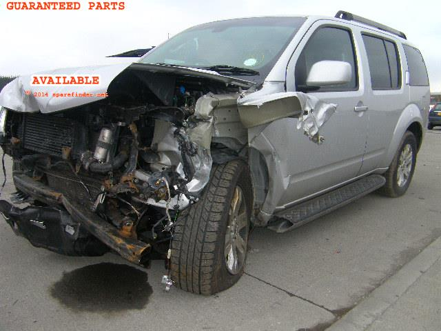 2007 NISSAN PATHFINDER     Parts