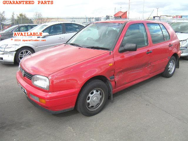 1998 VOLKSWAGEN GOLF CL    Parts