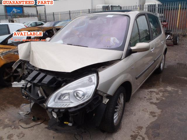 2006 RENAULT SCENIC PRIVILEGE    Parts