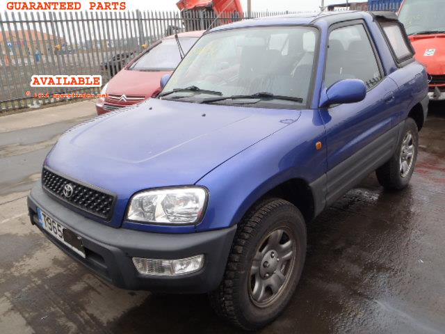 1999 TOYOTA RAV4 SOFT TOP    Parts