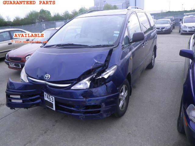 TOYOTA PREVIA breakers, PREVIA CDX Parts