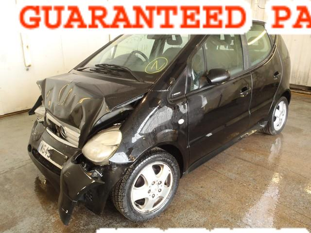 2000 MERCEDES A CLASS 140 AVANTGARDE    Parts