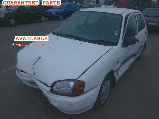 1999 TOYOTA STARLET S    Parts