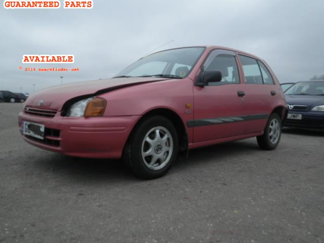1997 TOYOTA STARLET     Parts