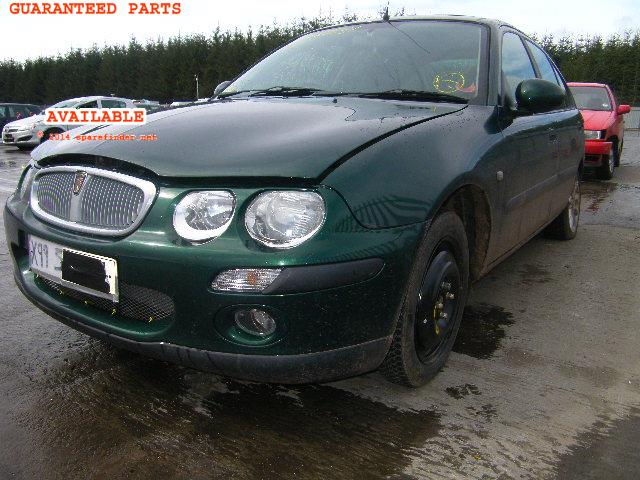 2000 ROVER 25 IS 16V    Parts