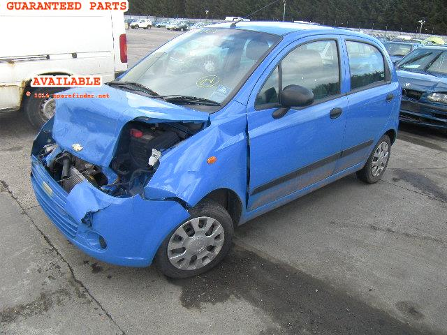 CHEVROLET MATIZ breakers, MATIZ S Parts