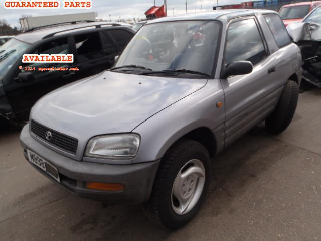 1995 TOYOTA RAV4 2.0 G    Parts