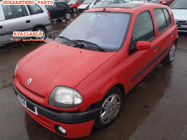 RENAULT CLIO breakers, CLIO RXE Parts