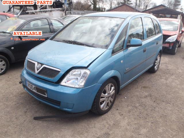 2004 VAUXHALL MERIVA ENJOY    Parts