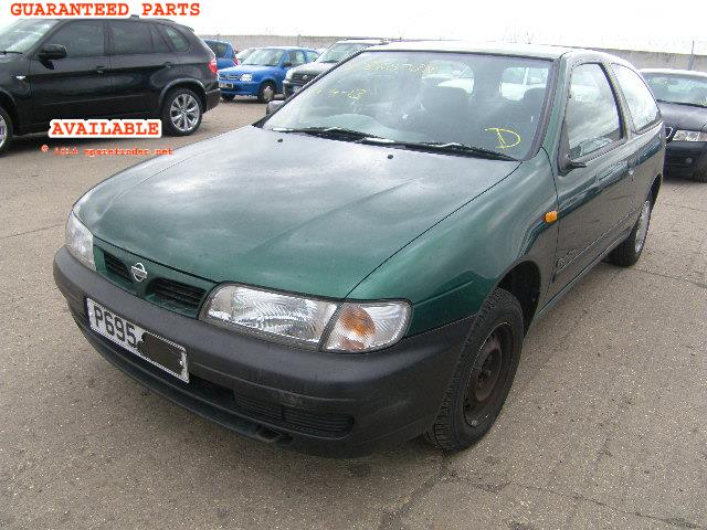 1996 NISSAN ALMERA EQUATION    Parts