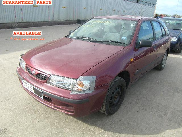 NISSAN ALMERA breakers, ALMERA ESTEEM Parts