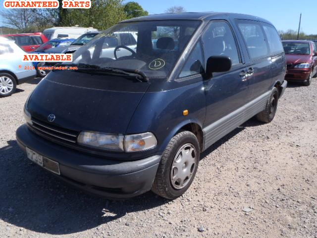 1996 TOYOTA PREVIA GS    Parts