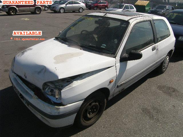 RENAULT CLIO breakers, CLIO RT Parts