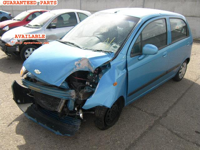 CHEVROLET MATIZ breakers, MATIZ SE Parts
