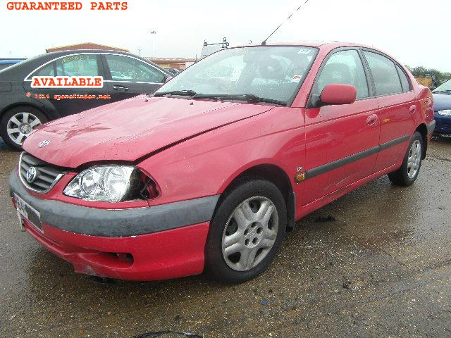 1998 TOYOTA AVENSIS GL    Parts