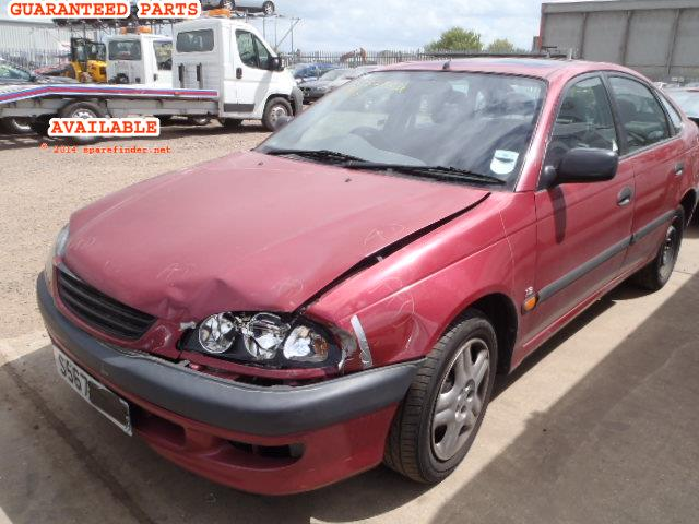 1998 TOYOTA AVENSIS GS    Parts