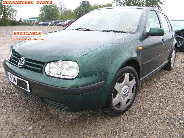 1998 VOLKSWAGEN GOLF S    Parts