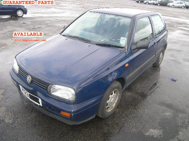 1997 VOLKSWAGEN GOLF     Parts