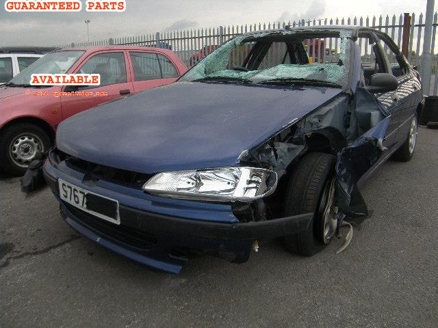 1998 PEUGEOT 406 SX TURBO    Parts