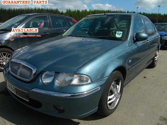 2001 ROVER 45 ADVANTA    Parts