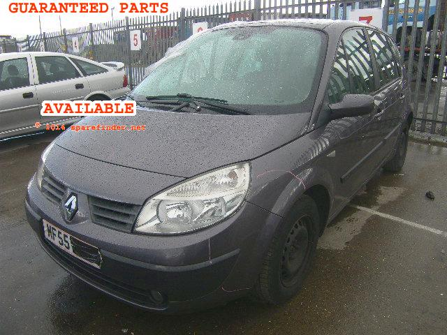 2005 RENAULT SCENIC EXPRESSION    Parts