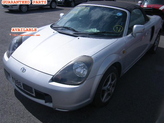 2001 TOYOTA MR2 ROADSTER    Parts