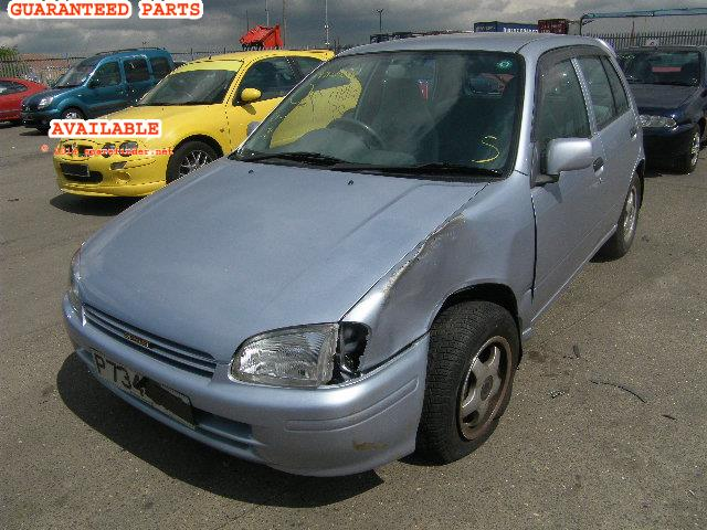 1996 TOYOTA STARLET     Parts