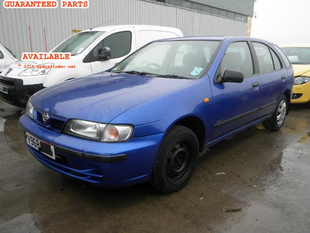 NISSAN ALMERA breakers, ALMERA AMB Parts