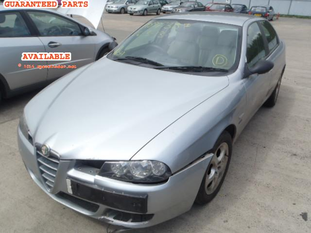ALFA ROMEO 156 breakers, 156 JTD LUSSO Parts