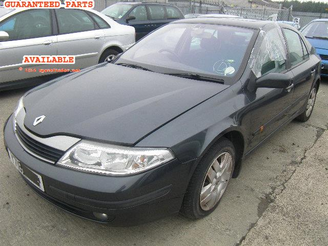 2001 RENAULT LAGUNA EXPRESSION    Parts