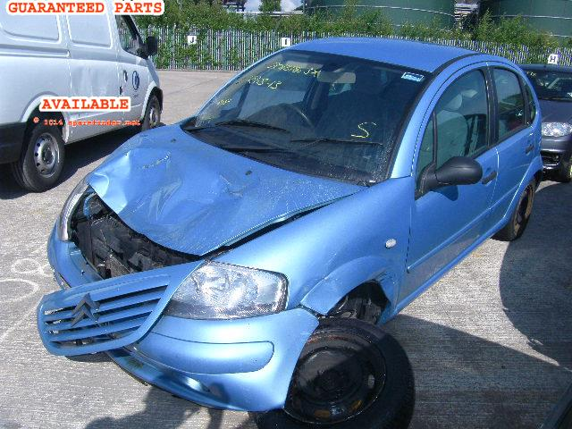CITROEN C3 breakers, C3 SX Parts