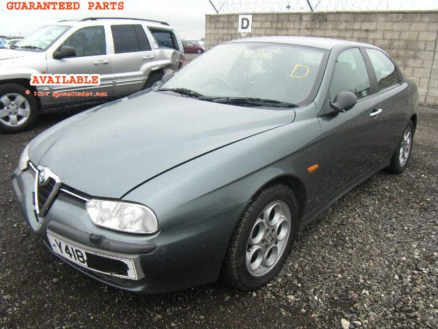 ALFA ROMEO 156 breakers, 156 T SPARK Parts