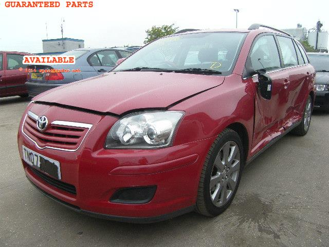 2007 TOYOTA AVENSIS T3    Parts