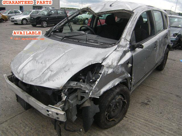 NISSAN NOTE breakers, NOTE S DCI Parts