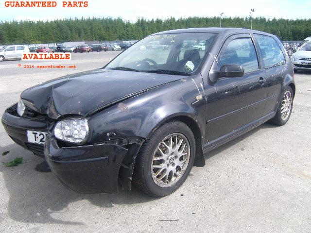 1999 VOLKSWAGEN GOLF     Parts
