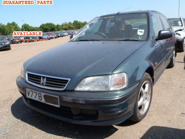 1999 HONDA CIVIC 1.6I    Parts