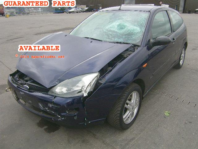 2000 FORD FOCUS ZETEC    Parts