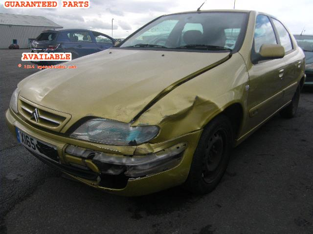 CITROEN XSARA breakers, XSARA FORTE Parts