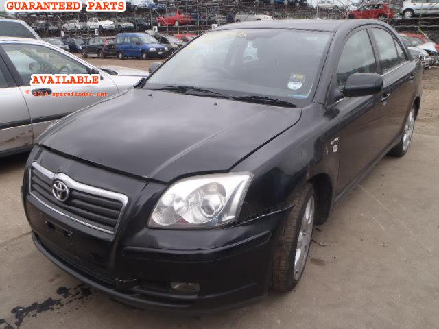 2005 TOYOTA AVENSIS T4    Parts
