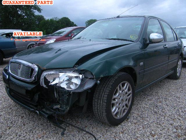 2000 ROVER 45 CONNOISSEUR    Parts