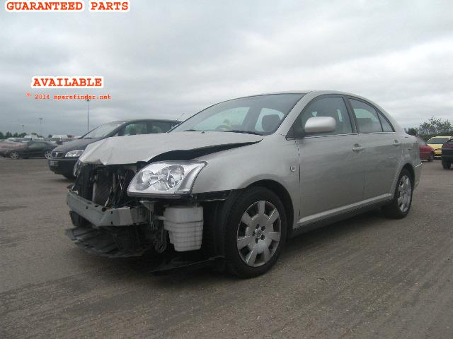 2006 TOYOTA AVENSIS CO    Parts